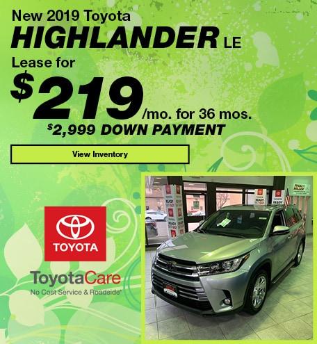 04-2019 Toyota Highlander