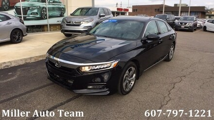 2018 Honda Accord EX-L 2.0T Sedan