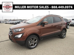 2018 Ford EcoSport SES Crossover