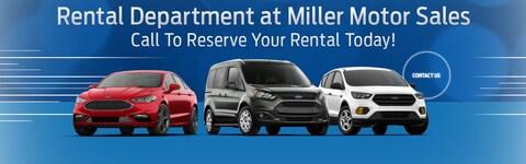 Miller Motors Burlington Wi >> Burlington S Miller Ford New And Used Ford Cars