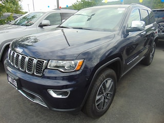 New 2018 Jeep Grand Cherokee LIMITED 4X4 Sport Utility for sale in Lebanon, NH at Miller Chrysler Jeep Dodge Ram