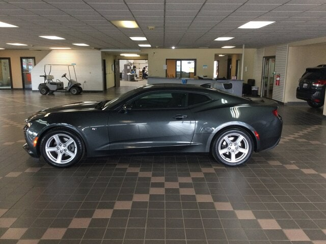 Used 2016 Chevrolet Camaro 1LT with VIN 1G1FB1RS7G0165772 for sale in Hermantown, Minnesota