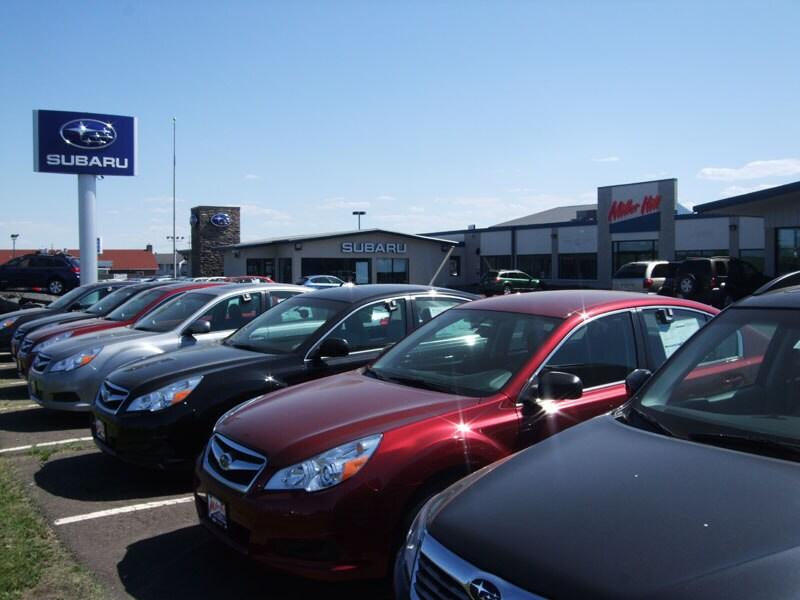 New Subaru Inventory & Used Cars for Sale in Hermantown | Miller