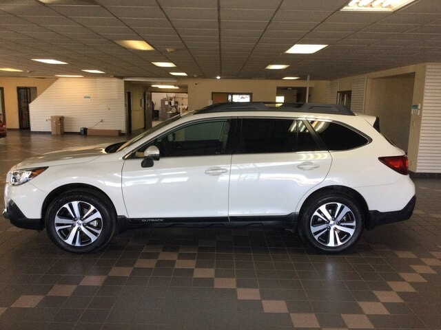 Used 2019 Subaru Outback Limited with VIN 4S4BSANC1K3222510 for sale in Hermantown, Minnesota