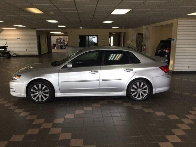 Used 2009 Subaru Impreza WRX with VIN JF1GE76679G516578 for sale in Hermantown, Minnesota