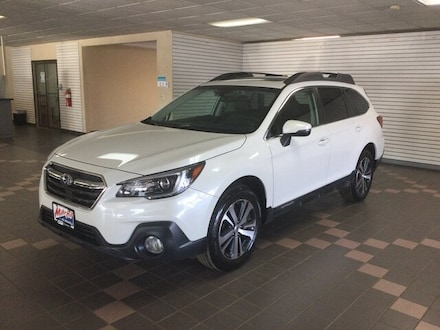 Featured Used 2019 Subaru Outback Limited SUV 4S4BSANC2K3302396 for Sale in Hermantown MN
