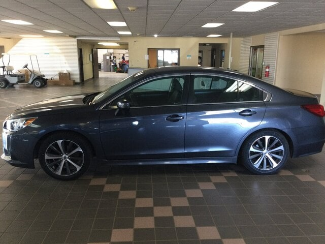 Used 2015 Subaru Legacy 2.5i Limited with VIN 4S3BNBJ6XF3030574 for sale in Hermantown, Minnesota