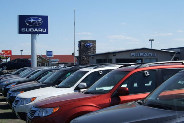 New Subaru Inventory Used Cars For Sale In Hermantown Miller
