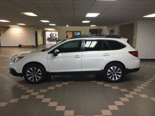 Used 2016 Subaru Outback Limited with VIN 4S4BSBNC0G3250201 for sale in Hermantown, Minnesota
