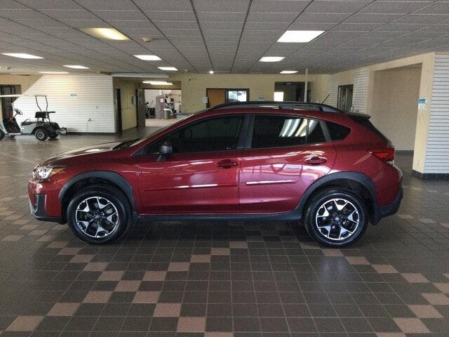 Used 2019 Subaru Crosstrek  with VIN JF2GTAAC1KH333026 for sale in Hermantown, Minnesota