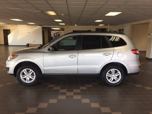 Used 2012 Hyundai Santa Fe GLS with VIN 5XYZGDAB6CG152521 for sale in Hermantown, Minnesota