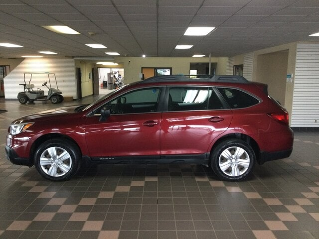 Used 2015 Subaru Outback  with VIN 4S4BSBAC2F3332967 for sale in Hermantown, Minnesota
