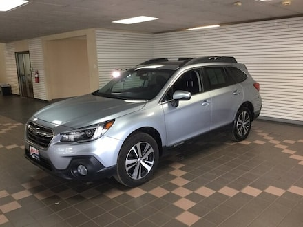 Featured Used 2019 Subaru Outback Limited SUV 4S4BSANC6K3311098 for Sale in Hermantown MN