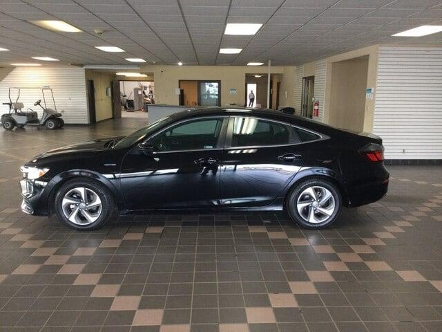 Used 2019 Honda Insight EX with VIN 19XZE4F50KE009150 for sale in Hermantown, Minnesota