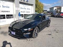 2019 Ford Mustang GT, Nav, Sync, MyKey, Camera Coupe 10 Speed Automatic