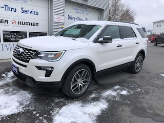 2019 Ford Explorer Sport, Moonroof, Camera, Remote Start, Sync 3 SUV Automatic 4WD