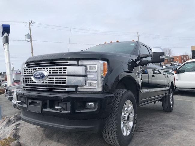 Used 2018 Ford F250 Platinum, Moonroof, Sync3, Camera Crew Cab 6 Speed Automatic 4X4 in Cornwall, ON