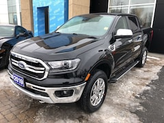 2019 Ford Ranger Lariat,Leather,Spray Liner,Tow Pkg,Remote Start SUPERCREW 10 Speed Automatic 4X4