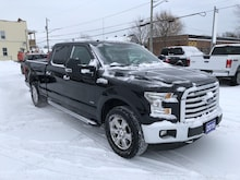 2016 Ford F150 XLT, Max Trailer Tow Pkg, Sync 3, Remote Start SUPERCREW 6 Speed Automatic