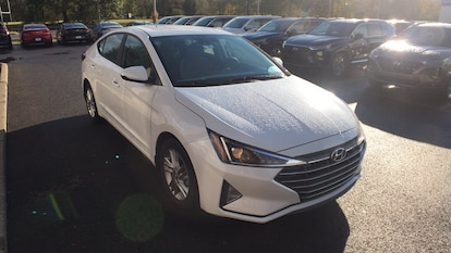 New 2020 Hyundai Elantra For Sale At Miller Hyundai Vin 5npd84lf5lh623963