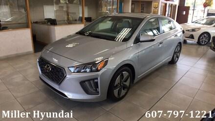 2020 Hyundai Ioniq Hybrid SEL Hatchback