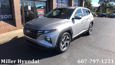 2022 Hyundai Tucson Plug-In Hybrid SEL SUV
