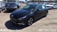 2021 Hyundai Elantra Limited w/SULEV Sedan