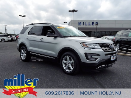 2017 Ford Explorer XLT SUV