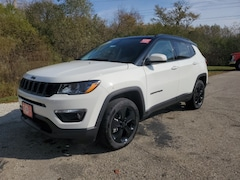 New trucks, SUVs, and cars 2021 Jeep Compass ALTITUDE 4X4 Sport Utility for sale near you in Burlington, WI