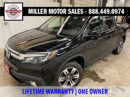 Featured used SUVs, trucks, and cars 2018 Honda Ridgeline RTL RTL AWD for sale near you in Burlington, WI