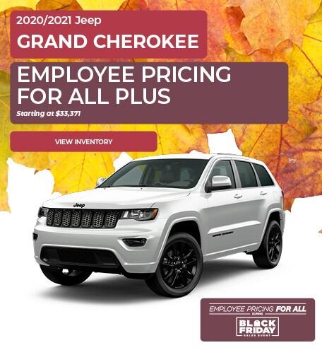 2020/2021 Jeep Grand Cherokee