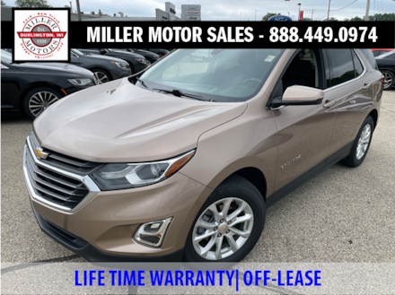 Featured used SUVs, trucks, and cars 2019 Chevrolet Equinox LT SUV for sale near you in Burlington, WI