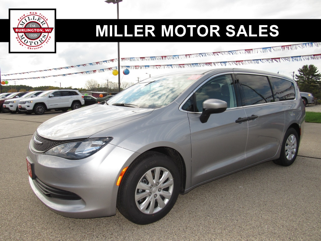 Featured new trucks, cars, and SUVs 2019 Chrysler Pacifica L Passenger Van for sale near you in Burlington, WI