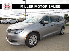 New trucks, SUVs, and cars 2019 Chrysler Pacifica L Passenger Van for sale near you in Burlington, WI