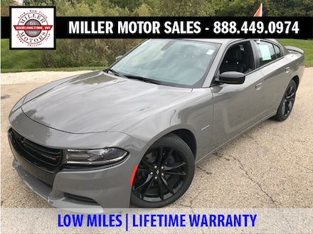 Featured used SUVs, trucks, and cars 2017 Dodge Charger R/T Sedan for sale near you in Burlington, WI