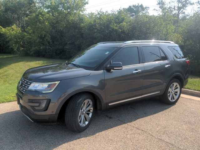2016 Ford Explorer FWD Limited