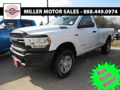 New trucks, SUVs, and cars 2020 Ram 2500 TRADESMAN REGULAR CAB 4X4 8' BOX Regular Cab for sale near you in Burlington, WI