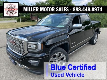 Featured used SUVs, trucks, and cars 2017 GMC Sierra 1500 Denali Truck for sale near you in Burlington, WI