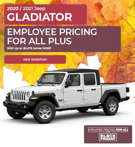 2020 / 2021 Jeep Gladiator