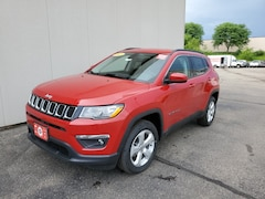 New trucks, SUVs, and cars 2020 Jeep Compass LATITUDE 4X4 Sport Utility for sale near you in Burlington, WI
