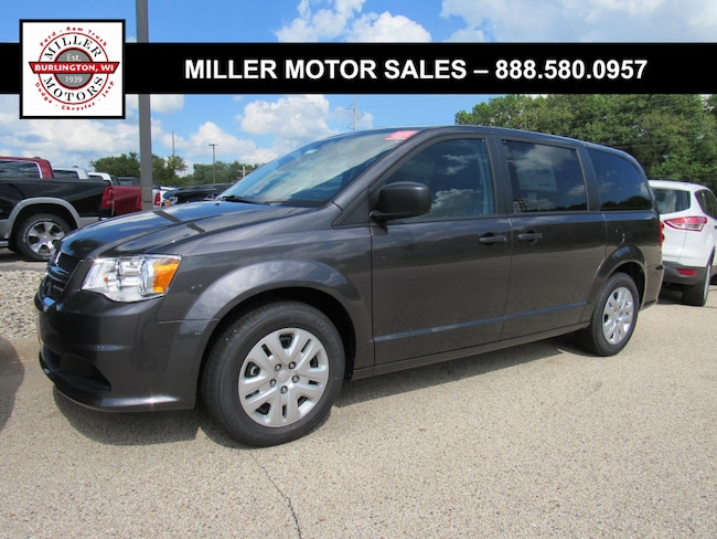 New 2019 Dodge Grand Caravan For Sale Burlington, WI | VIN#  2C4RDGBG4KR505241