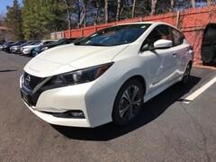 2018 Nissan LEAF SV Hatchback