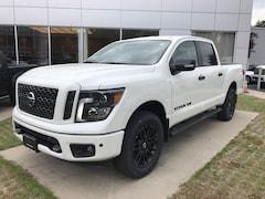 2018 Nissan Titan SL Truck Crew Cab