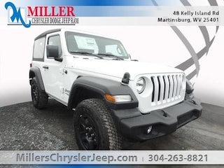 New 2019 Jeep Wrangler SPORT 4X4 Sport Utility for Sale in Martinsburg, WV