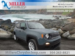 New 2018 Jeep Renegade SPORT 4X4 Sport Utility for Sale in Martinsburg, WV