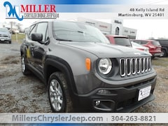 New 2018 Jeep Renegade LATITUDE 4X2 Sport Utility for Sale in Martinsburg, WV