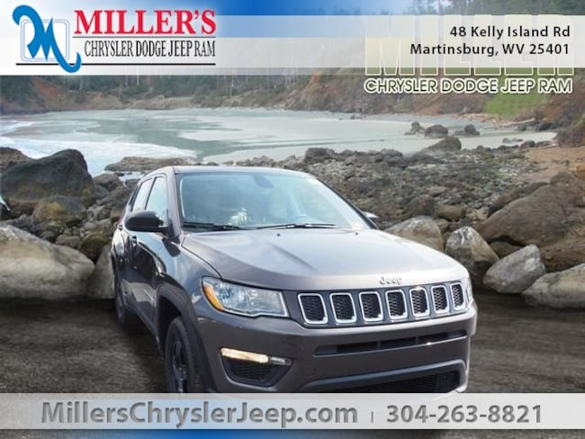 New 2018 Jeep Compass SPORT FWD Sport Utility in Martinsburg