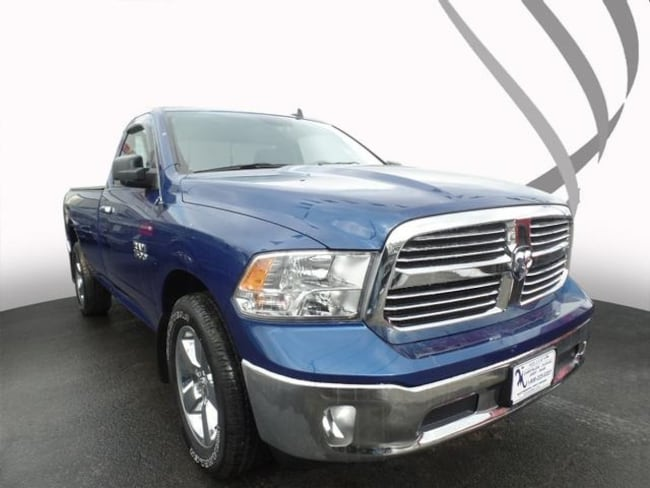 Used 2017 Ram 1500 Big Horn Truck in Martinsburg