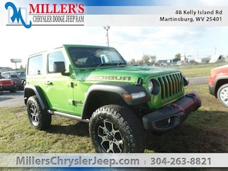 New 2018 Jeep Wrangler RUBICON 4X4 Sport Utility for Sale in Martinsburg, WV