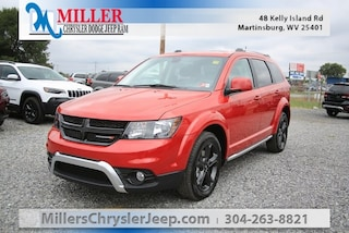 New 2020 Dodge Journey CROSSROAD (FWD) Sport Utility for Sale in Martinsburg, WV